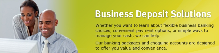 Business Deposit Solutions