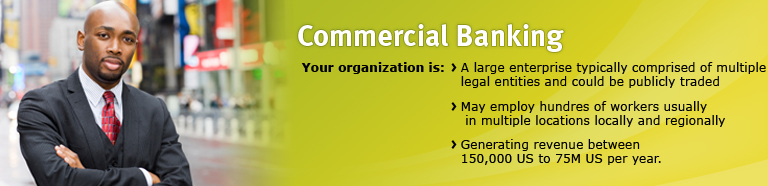 Commercial Banking. 